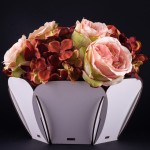 Cvet šestougaoni (Oble kutije) - www.dekorativnekutije.co.rs