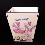Saksija V Theme (Četvrtaste kutije) - www.dekorativnekutije.co.rs
