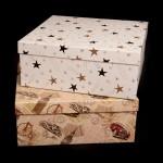 Karton Četvrtasta Niska 3kom/set (Kartonske kutije) - www.dekorativnekutije.co.rs