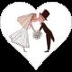 Srce - Venčanje